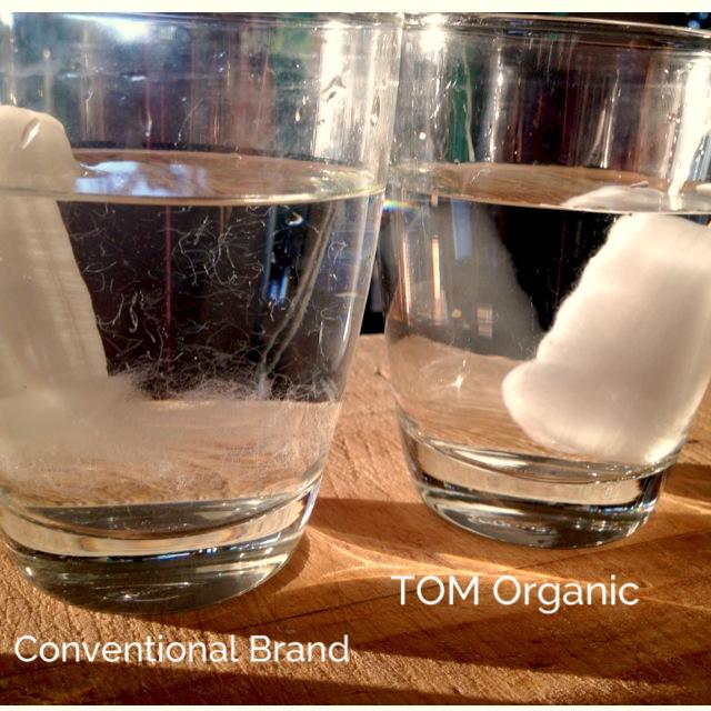 Organic Tampons - TOMS organic
