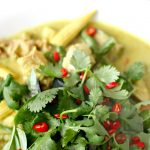 Paleo Thai Green Curry Recipe