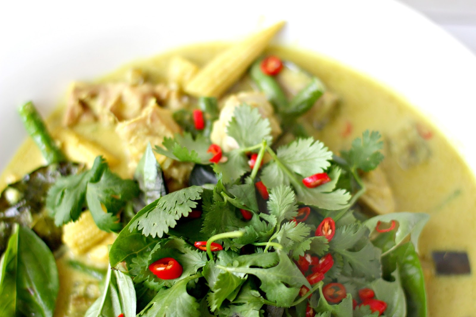 ... out, look no further. This Paleo Thai Green Curry is a real winner