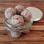 Hazelnut 'Praline' Truffles