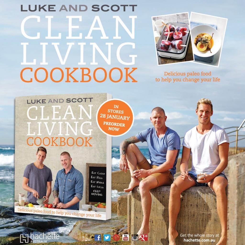 Clean Living Cookbook_Mens Fitness ad_Instagram