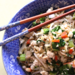 Cauliflower Fried Rice - An Apple a Day