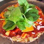 Paleo Cauliflower Pizza Bases