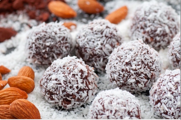 Chocolate Bliss Balls- An Apple a Day