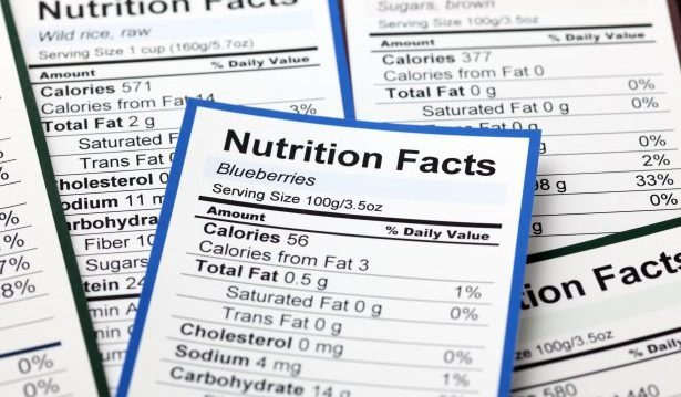 How to read a Food Label - An Apple a Day