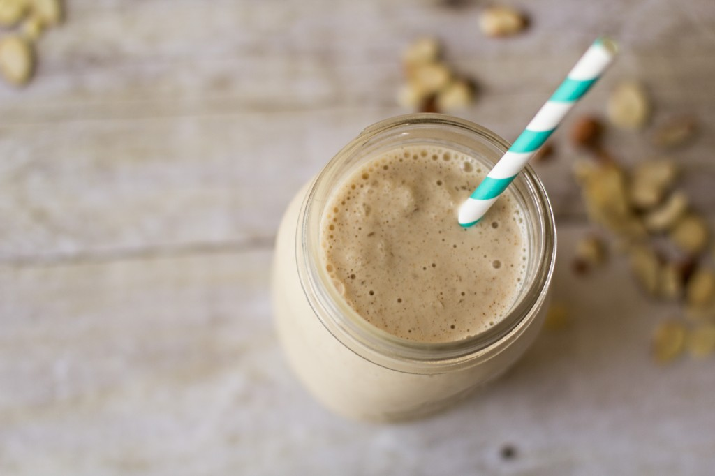 Salted Caramel Smoothie - An Apple a Day