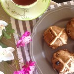 Whole Food Hot Cross Buns – 2 delicious recipes