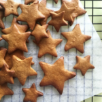 Gluten Free Gingerbread Biscuits