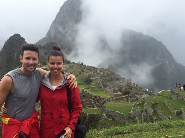 Hiking the Inca Trail - An Apple a Day, Alyse Cocliff