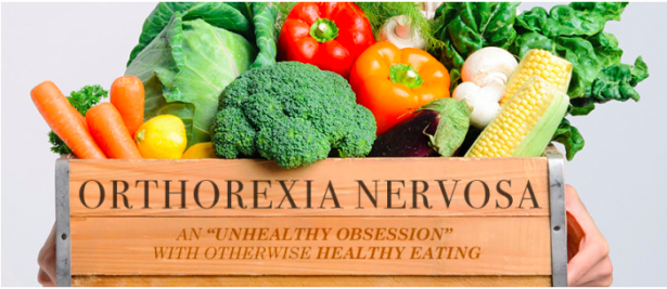What is Orthorexia? Why we need to be educated - An Apple a Day