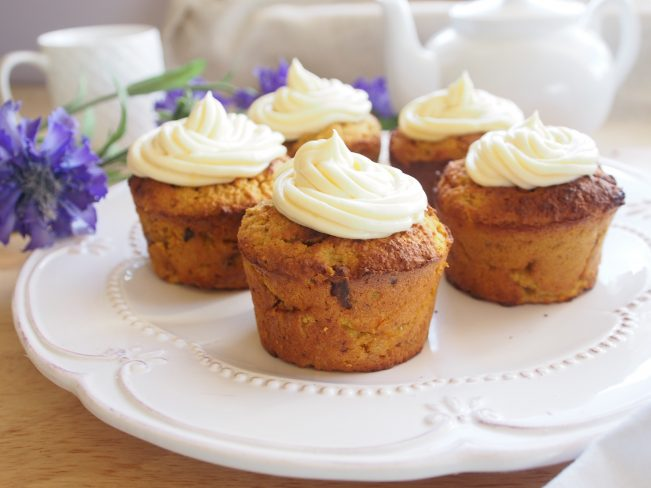 Gluten Free Carrot Cake - An Apple a Day - Alyse Co-cliff