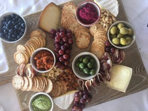 How to Build a Cheese board - An Apple a Day - Alyse Cocliff