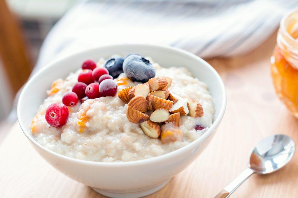 Basic Porridge - An Apple a Day