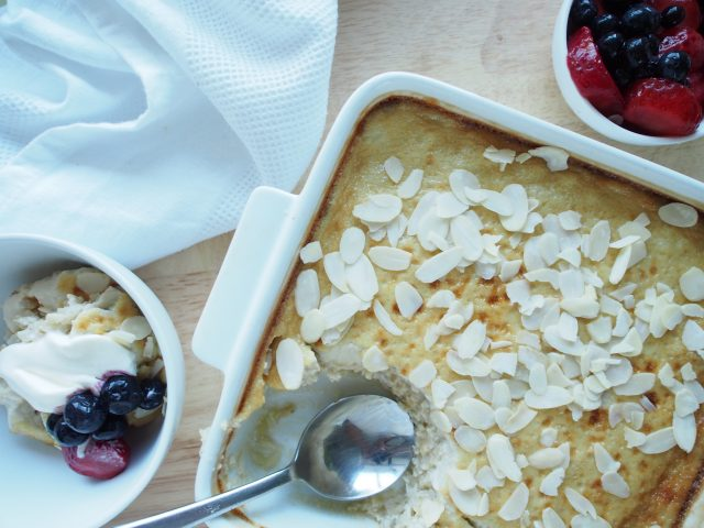Brown Rice Pudding - An Apple a Day
