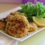 Zucchini & Carrot Patties