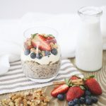 Quinoa Porridge - An Apple A Day
