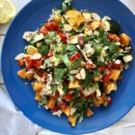 Roasted Vegetable & Quinoa Salad