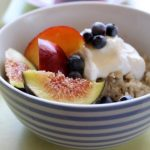 Healthy Bircher Muesli - An Apple a Day - Alyse Co-cliff