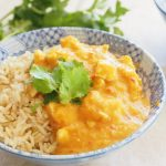 Paleo Mango Chicken Curry - An Apple A Day