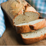 Gluten Free Banana bread - An Apple a Day Nutrition Alyse Co-cliff