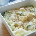 Brocolli & Cauliflower Bake - An Apple a Day