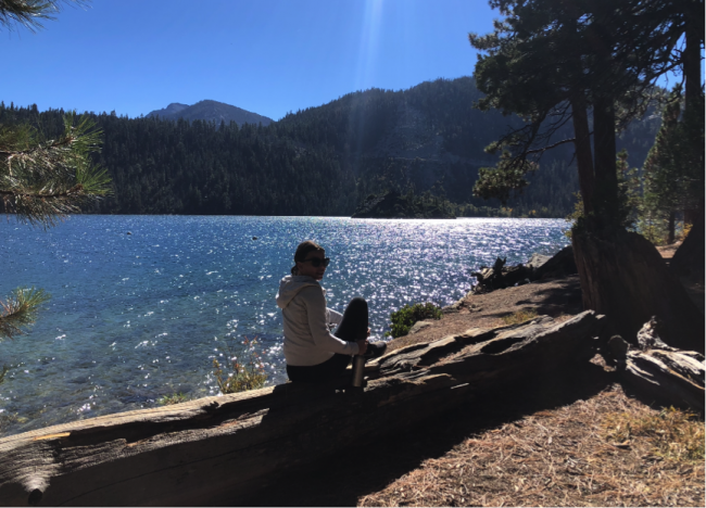 Alyse Cocliff - An Apple a Day - Lake Tahoe