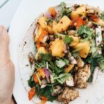 Fish Tacos with Mango Salsa - An Apple a Day Nutrition