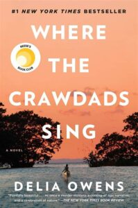 My Favourite Summer Reads - Where the Crawdads Sing