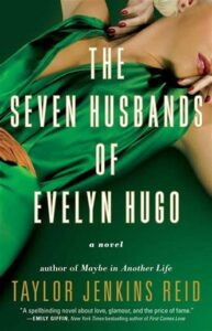 My Favourite Summer Reads - The Seven Husbands of Evelyn Hugo