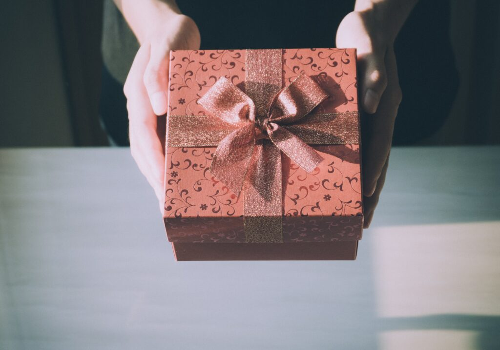 Christmas Gift - An Apple A Day